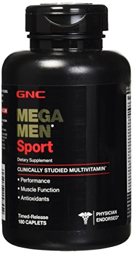 GNC MEGA MEN SPORT 180