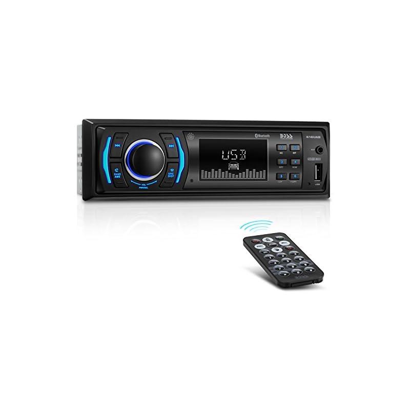 BOSS Audio 616UAB Multimedia Car Stereo