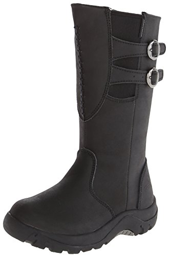Bern Black Boots - KEEN Bern WP Boot (Toddler/Little Kid),Black/Black,8 M US Toddler