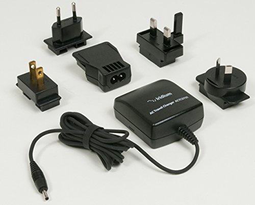 Iridium AC Charger for 9505a, 9555 and 9575 by iridium