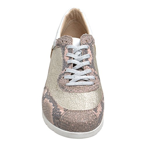 "Damen Sneaker ""Force"" - von MJUS - Farbe candy camel Frühling Sommer Outdoorschuh"