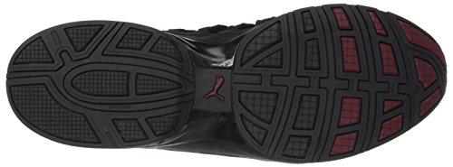 puma Puma Axelion Chaussures Black Pomegranate Homme qIFgq