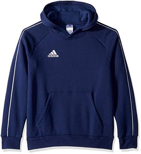adidas Juniors' Core 18 Soccer Hoodie
