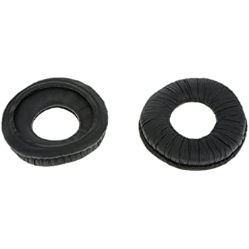 70MM Replacement Ear Pads Cushion For Sony MDR-V150 MDR ...