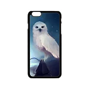 DASHUJUA Harry potter white dove Cell Phone Case for Iphone 6