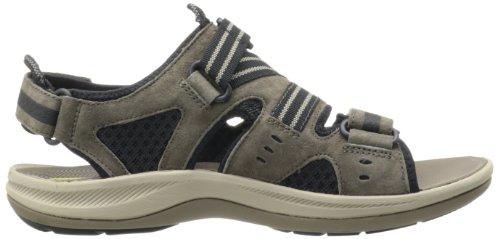 Clarks Mens Wave Nomad Sandal Olive OTKzCfW
