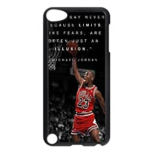 2015 customized Michael Jordan New Fashion Case for Ipod Touch 5, Popular Michael Jordan Case