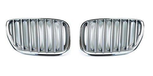 05.03-12.06 Titan Unbranded K/ÜHLERGITTER K/ÜHLERGRILL NIEREN F/ÜR BMW X5 E53