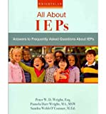 img - for Wrightslaw: All about IEPs (Paperback) - Common book / textbook / text book