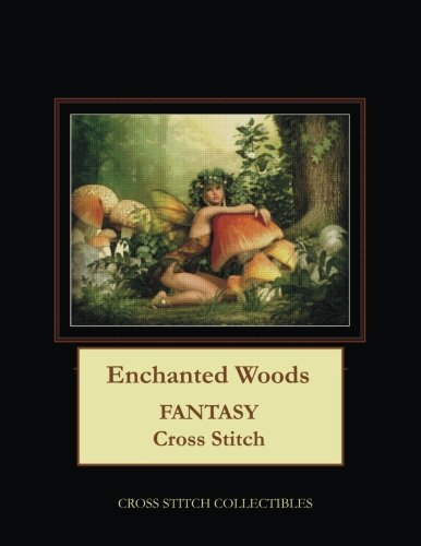 - Enchanted Woods: Fantasy Cross Stitch Pattern