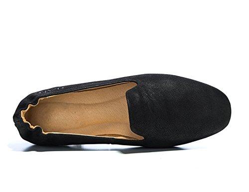 Sandales Femme MiyooparkEUMY Noir 5 Noir Plateforme Miyoopark 36 Z2366 HEwHq
