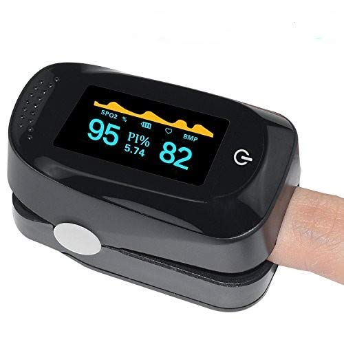 Fingertip Pulse Oximeter Portable