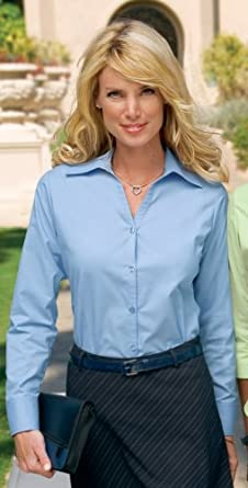 Ladies Open Neck Blouse Comes In 6 Colors At Amazon Women S