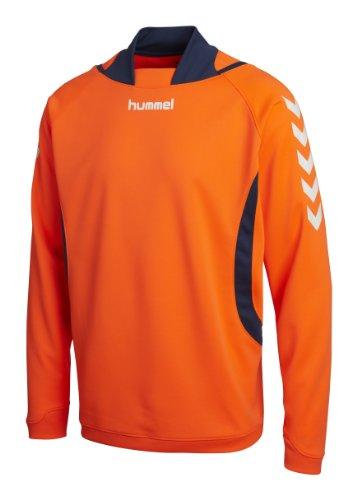 Hummel Sweatshirt Team Player Functional, shocking orange, S, 36-220-3647