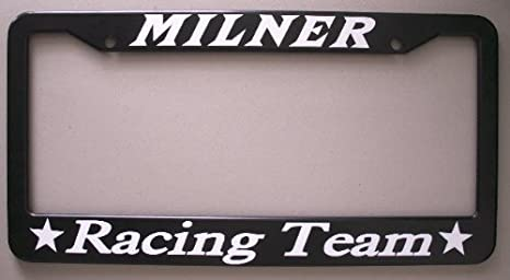 AMERICAN GRAFFITI *MILNER RACING TEAM*  RACING DECAL//STICKER