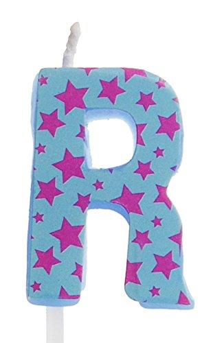 YesBox Cumpleaños Velas/para Tartas Velas: Letras, números y ...