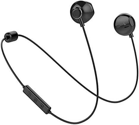 Auriculares Bluetooth 4.2 Inal/ámbricos Cascos Deportivos Sin Cable con Microfono para Movil iPhone Samsung Huawei Sony LG HTC