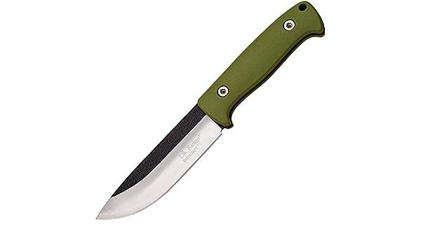 Elk Ridge ER555GN Cuchillo Tascabile,Unisex - Adultos, Verde ...