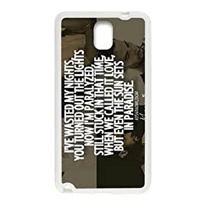 Happy Maroon 5 Phone Case for Samsung Galaxy Note3