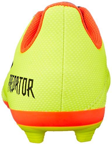 Unisex Amasol 18 Adulto 4 Rojsol de J Predator 000 FxG Amarillo Botas Negbás fútbol adidas 8ZPwqHa