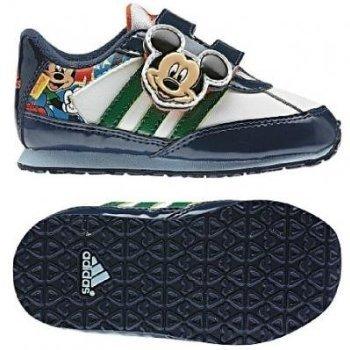 Adidas Disney Babyschuhe Kinderschuhe Mickey Maus - Größe 23 (UK 6K)
