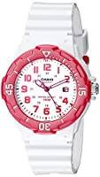 Casio Sports 3-Hand Analog White Dial Wo...