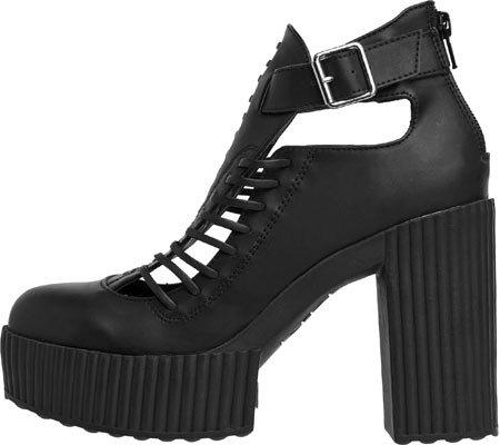 Sandal k Huarache Black Yuni Heels Women's T u Shoes 5YqxwS4H