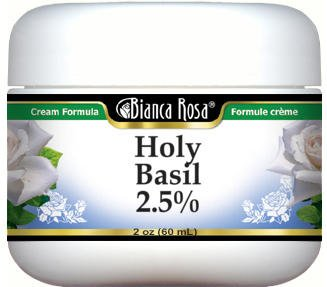 Holy Basil 2.5% Cream (2 oz, ZIN: 520510)