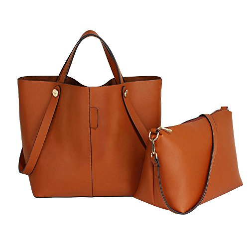 Womens Shoulder Bags Ladies Designer Faux Leather New Celebrity Style Tote