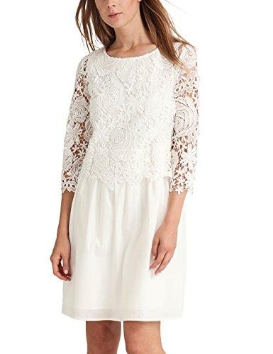 Cerimonia Abito Weiß Donna Coral Fashion Lace APART Fashion Bianco Weiß Summer Highlights da xaYwwq87