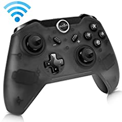 Product Description         NOTE: This Wireless Controller supports version update. Please download the update file on a computer (Windows system, not Mac) from the following link if needed: http://download.nsioutlet.com/E0124...