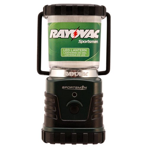 Rayovac High Beam Flashlight (Rayovac Sportsman 240 Lumen LED Lantern, SE3DLNACOM)