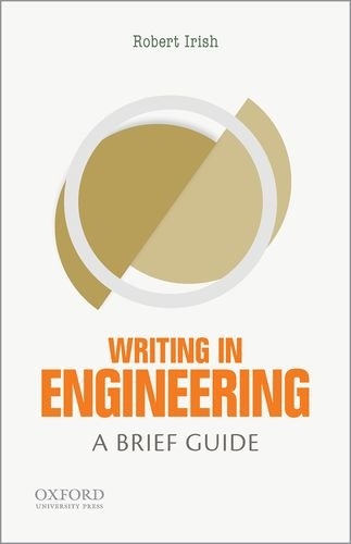 Pdf Reference Writing in Engineering: A Brief Guide (Short Guides to Writing in the Disciplin)