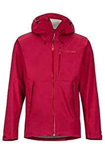 Marmot Magus Men's Lightweight Waterproof Rain Jacket, Brick (B075L666RQ) | Amazon price tracker / tracking, Amazon price history charts, Amazon price watches, Amazon price drop alerts