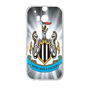 Happy Newcastle United Cell Phone Case for HTC One M8