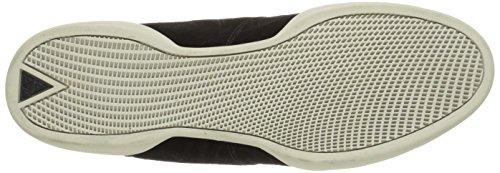 HUF Dylan Pro Skate zapatos en negro y hueso blanco Blanco