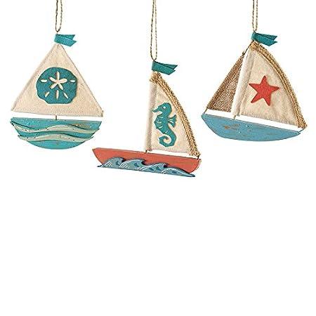 41nlupGq1lL._SS450_ Beach Christmas Ornaments and Nautical Christmas Ornaments