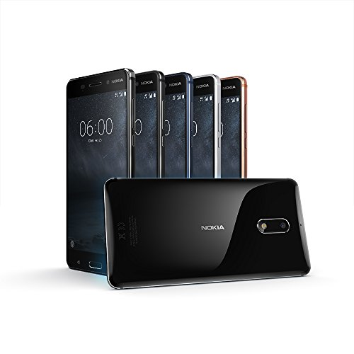 "Nokia 6 FHD Display - Android 7.1 Nougat, 5.5""-32GB"