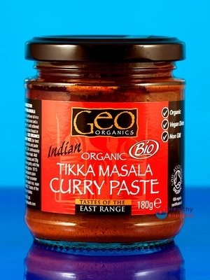 Organic Tikka Curry Paste NAS Vegan - 180g