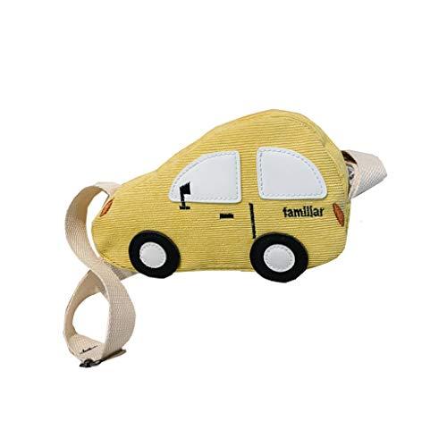 Kids School Backpack, YEZIJIN Children Baby Boys&Girls Car Shoulder Bag Handbags Mini Crossbody Bag Packet