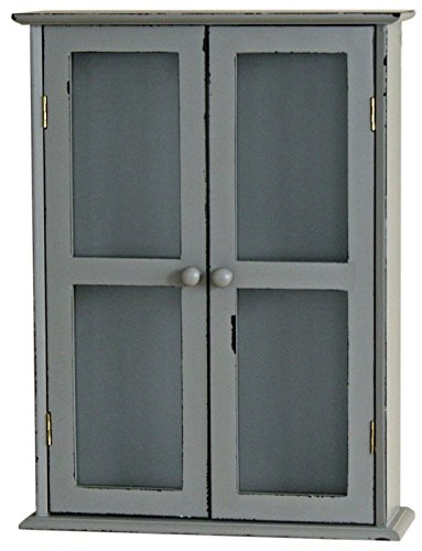 Amazonde Home Möbel Classic Design 4 Panel Wand Speicher Schrank