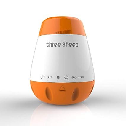 Chupete portátil, máquina recargable de sonido para dormir ...