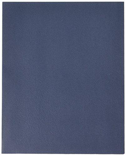 Business Source Double Pocket Portfolio - Dark Blue - Box of 25 (78492) (Business Source Two Pocket Folder)