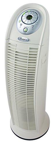Whirlpool Whispure Tower Air Purifier- HEPA Air Cleaner, - Whirlpool Purifier Air Whispure