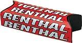Renthal Fatbar Team Issue Handlebar Pad-Red