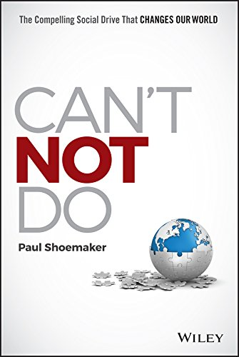Can't Not Do: The Compelling Social Drive that Changes Our World (Best Nonprofits To Work For In Seattle)