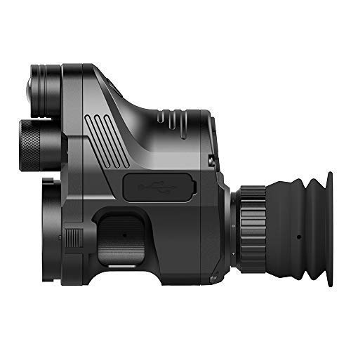 Pard NV007 4X 赤外線ナイトビジョン単眼、Rfilescope 単眼デジタル倍率防水狩猟 IR 望遠鏡200M 視野範囲 EyepieceSize42mm  B07PVJK8P1