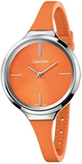 Calvin Klein Womens Quartz Watch K4U231YM