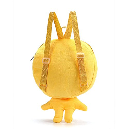 Bag 29 F School 5��22cm Child Backpack Emoji Tuscom Handbag Emoticon 8RXqHH