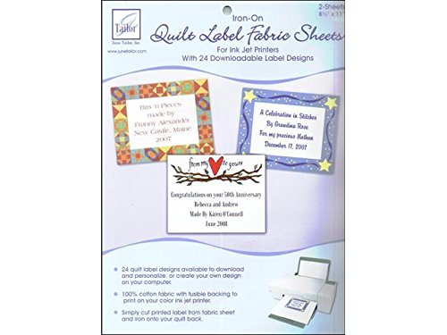 Fabric Label Printer - 9